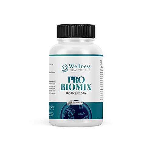 Probiótico y Prebiótico [50 Mil Millones UFC] de Amplio Espectro | 15 Cepas Probióticas Puras Microencapsuladas | Regenera la Flora Intestinal y Mejora el Sistema Inmune | 60U de liberación prolongada