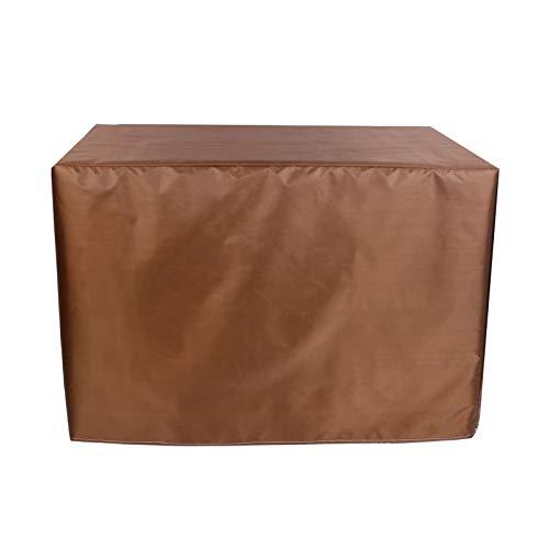 BWGF Funda para Muebles de JardíN Impermeable 100X100X140cm, Cubierta de Mesa Y Silla para Muebles de JardíN, Cubierta Protectora Muebles Jardin para Patio Sofa Muebles