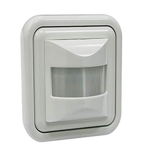 OurLeeme infrarrojos IR magn/Ã/©tica del sensor de movimiento LED Luz a la pared luz de la noche encendido apagado autom/Ã/¡tico con pilas para la Pasillo Camino Escalera pared Nevera WarmWhite