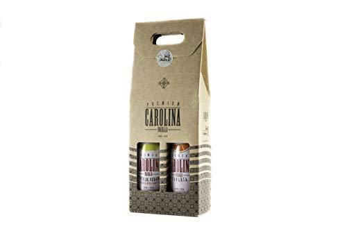 PACK 2- SANGRIA DE VERANO - TINTO DE VERANO 100% tempranillo, método Charmat - Vino - Vino de la Tierra de Castilla y León - Con un Sabor Suave, Agradable y Vivo I TINTO DE VERANO PREMIUM (PACK)