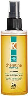 K-Cheratina - Nutritive Repair Olio Spray con Cheratina Idrolizzata - Ricostruzione per Capelli Secchi e Rovinati - Formul...