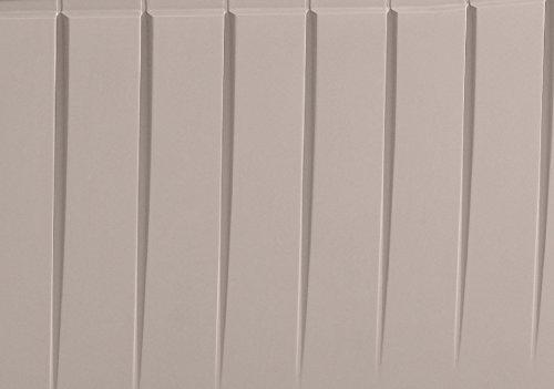 Keter | 6007N Novel | Universalbox | Sitztruhe | Beige / Braun - 4