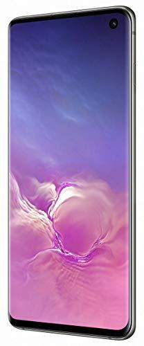 Samsung Galaxy S10 Dual SIM, 128 GB interner Speicher, 8 GB RAM, prism black, [Standard] Andere Europäische Version