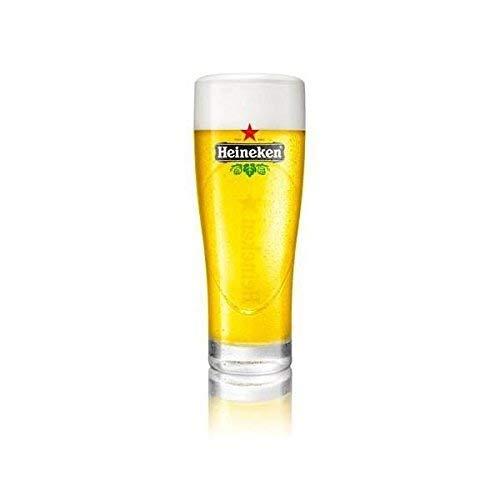 HEINEKEN STAR Bier Gläser 0,2 Liter, 6er SET, NEU