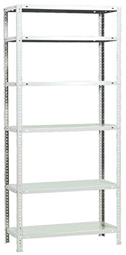 Simonrack Advantage 6/300 – Kit 1800 x 900 x 300 mm blanc