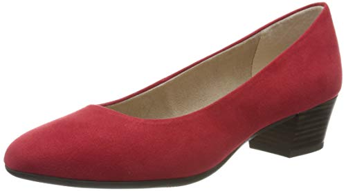 MARCO TOZZI Damen 2-2-22305-34 Pumps, Rot (Red 500), 39 EU