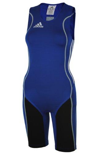 adidas W8 Lifter Suit W Damen Leichtathletik Weightlifting Anzug Overall Gr. L