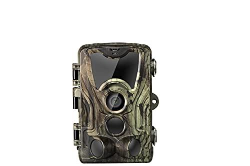 EVOLVEO StrongVision A -Fotocamera da Caccia con Sensore di Movimento Fototrappola Visione Notturna, Full HD, Impermeabile