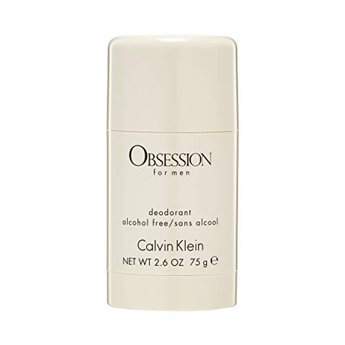 Calvin Klein Obsession homme/man, Deodorant Stick, 1er Pack (1 x 75 ml)