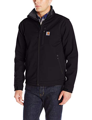 Carhartt Men's Crowley Jacket, Black, X-Large