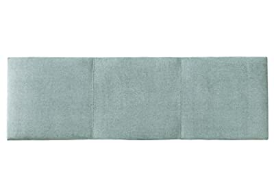Diseño Sencillo y Elegante: cabecero tapizado con un diseño sencillo de líneas rectas que le aporta ese toque elegante a tu dormitorio Gran Calidad: tapizado nido de alta calidad. *Producto fabricado en España Uso/ Tamaño: para cama de 150: 165x52x3c...