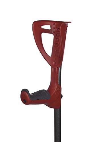 Antar Ergotech - Soporte para antebrazos Ergotech rojo, 520 g