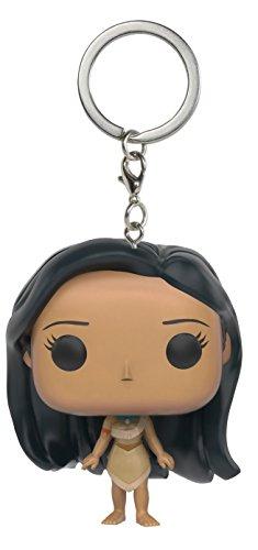 Funko 10211-PDQ Prinzessinen Schlüsselanhänger Figur Disney: Pocahontas