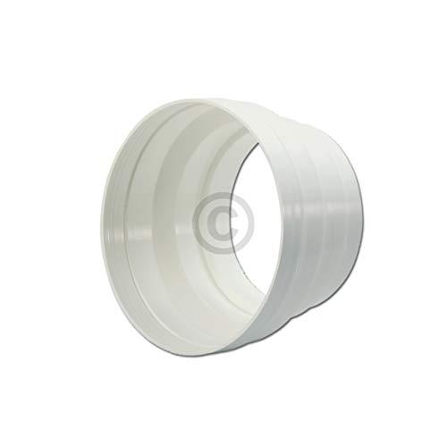 Abluft-Adapter Rundanschlusssystem 100/125er Luftführungssystem Dunstabzugshaube Whirlpool 481281718049