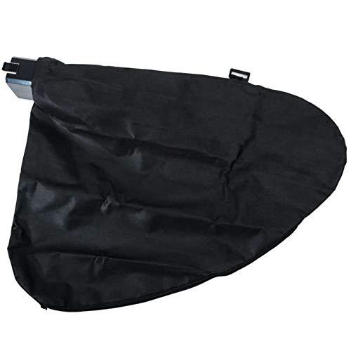 Werkapro 10911 - Bolsa de Repuesto para triturador de Hojas (35 L), Color Negro