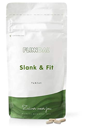 Flinndal - Slank en fit - 90 tabletten