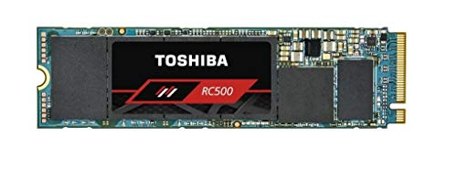 Toshiba RC500 Internes M.2 NVME Solid State Drive (500 GB)