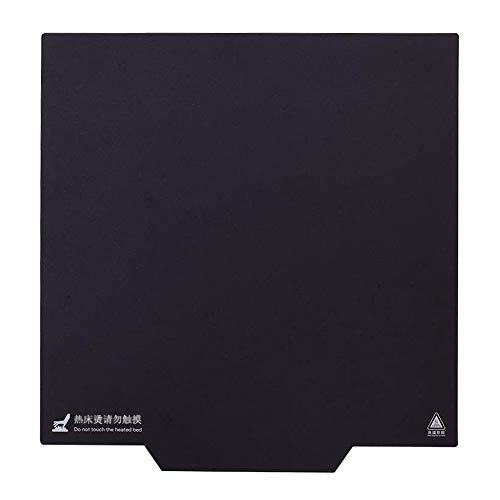 235 x 235 mm superficie de construcción magnética flexible para Creality Ender 3 Ender 3 Pro Ender 3 v2 CR20 impresora 3D extraíble Eewolf