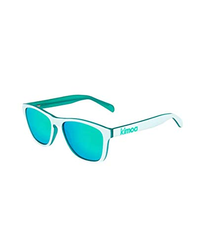 Kimoa - LA Gafas, Blanco, Normal Unisex Adulto