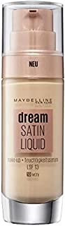Maybelline Dream Satin Foundation 10 Ivory