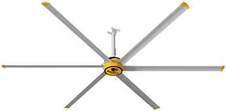 Big Ass Fans 3600 12ft Commercial Indoor Ceiling Fan with Universal Mount and 3ft extension product image