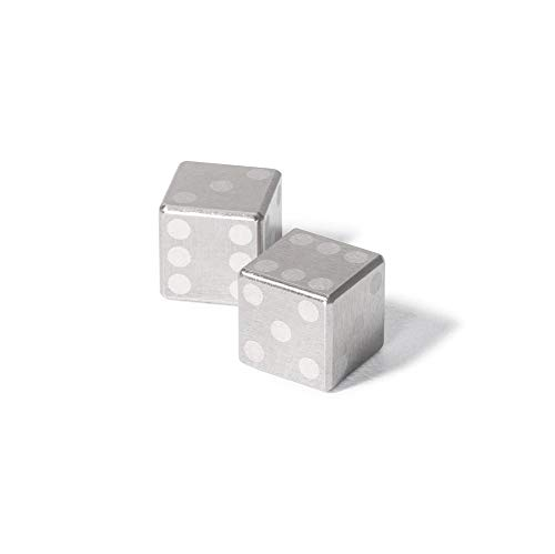 Tungsten Dice - 1.0' Each | Pack of 2