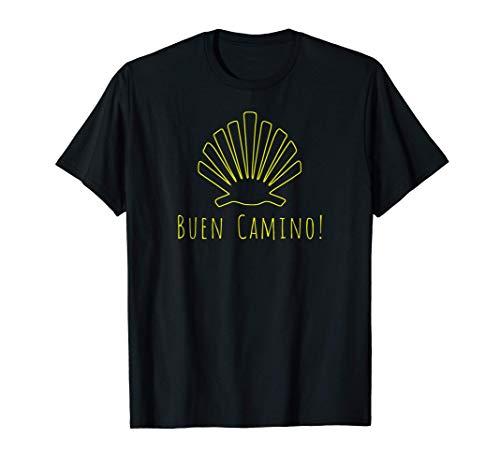 Camino de Santiago Camino de Santiago Concha de peregrino Camiseta