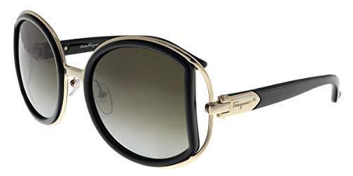 Salvatore Ferragamo SF719S-001 Sonnenbrillen