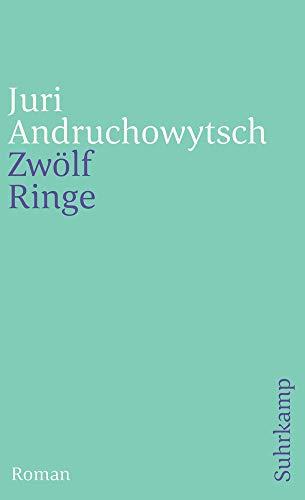 Zwölf Ringe: Roman (suhrkamp taschenbuch)