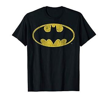 DC Comics Batman Distressed Classic Logo T-Shirt