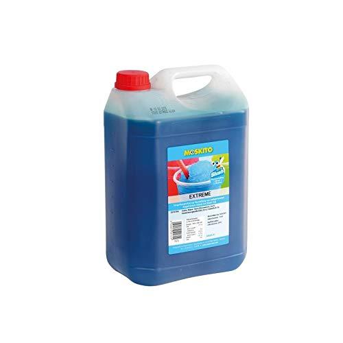 Sirup Slush Konzentrat Extreme Schlumpf Blau Slush Ice AZO FREI 5 Liter Ergibt 30 Liter Slush