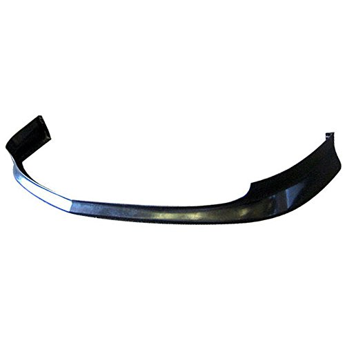 Front Bumper Lip Compatible With 2002-2004 ACURA RSX | T-R Style PU Black Front Lip Spoiler Splitter by IKON MOTORSPORTS | 2003
