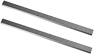 POWERTEC 128080 12-1/2-Inch by 3/4-Inch by 1/8-Inch HSS Planer Knives, Set of 2