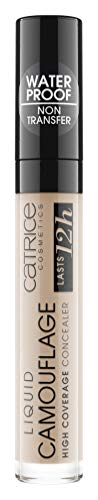 bester der welt Catrice Liquid Camouflage Concealer mit hoher Deckkraft 010 Porzellan – 1 Packung 2021