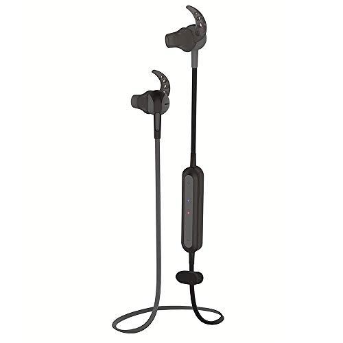 Vivanco SPORT AIR 4 B Ohrhörer (Bluetooth, 3-er Set Komfort-Ohrpass-Stücke, leicht) schwarz