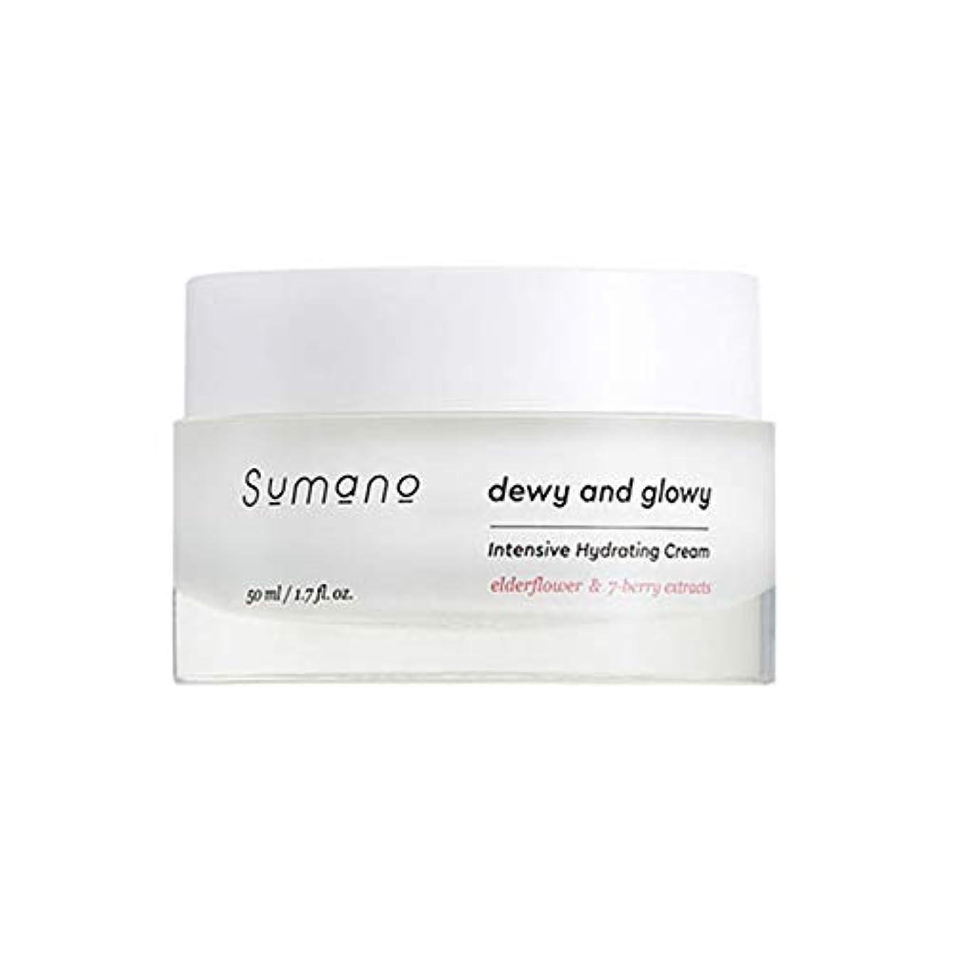 通り憂慮すべき味付け[SUMANO/スマノ] Sumano Intensive Hydrating Cream/インテンシブクリーム Skingarden/スキンガーデン