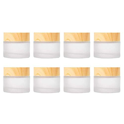 Glass Lip Balm Containers