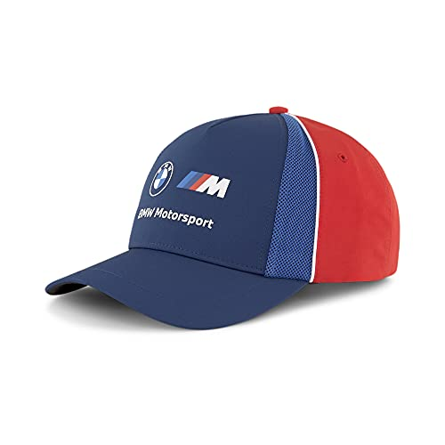 PUMA BMW M Motorsport Baseball-Cap Estate Blue Adult