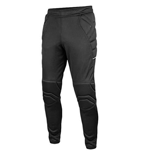 Reusch Herren Contest Pant Torwarthosen, Black, XL