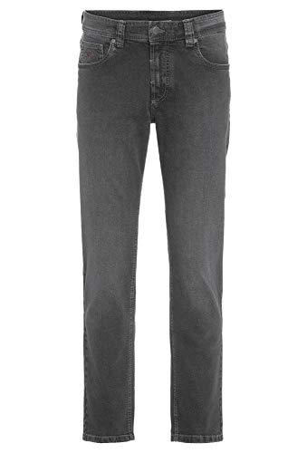 Brühl - Herren 5-Pocket Jeans, Toronto (0614190491100), Größe:31, Farbe:grau Used (1940)