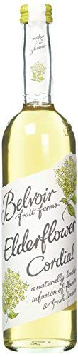 Belvoir Fruit Farm Elderflower Cordial, 500ml-set of 2