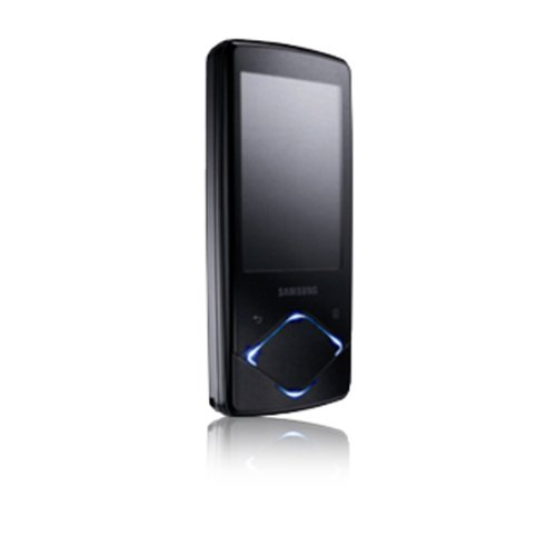 Samsung yp-q1jab/XEU 4 GB MP3/4 Multimedia-Player – funktioniert W/BBC iPlayer – Schwarz