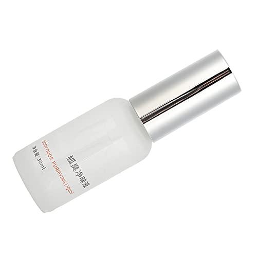 Aerosol para axilas, 30 ml de contenido neto en aerosol para eliminar el sudor Desodorante de larga duración Protección en aerosol para olores potente y duradero para el hogar, para el aire