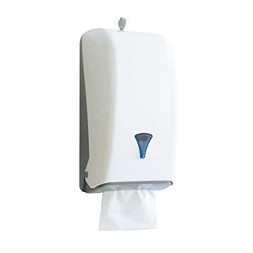Dispenser Carta Igienica Intercalata, a foglietti Effemigiene