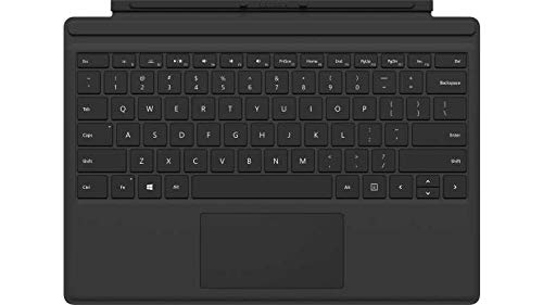 Microsoft Capa Teclado Surface Pro 4 Black - FMN-00011