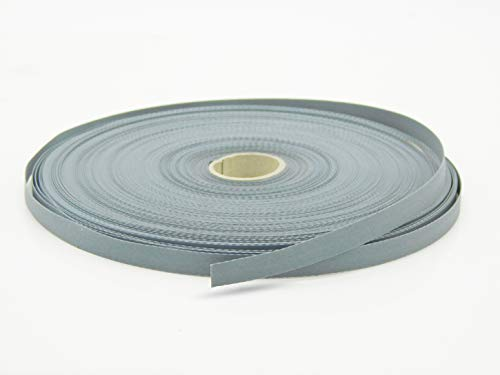 Texband Jalousieband Reparaturband Meterware Farbe Grau Stärke 6x0,33 mm