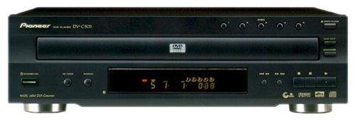 Best Review Of Pioneer DV C503 - DVD changer - black