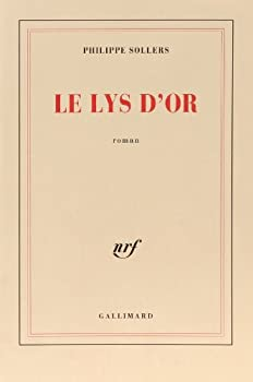 Le Lys d'or 2070715558 Book Cover
