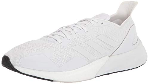 adidas Men's X9000L3 Running Shoe, White/Crystal White/Grey, 10