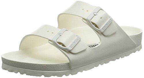 Birkenstock BIRK-0129443, Damen Clogs & Pantoletten Weiß weiß